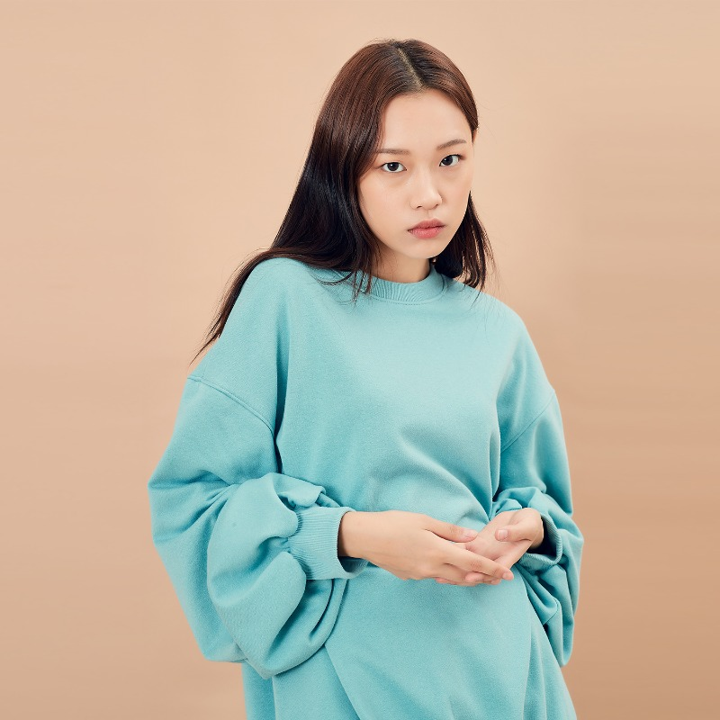 2019 F/W [EX.9F0T001-0] Over Puff MTM - Mint